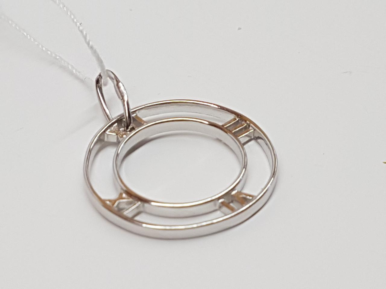 "Серебряная подвеска ""В стиле Tiffany"". Артикул ПК2/2010"