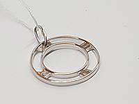 """Серебряная подвеска """"В стиле Tiffany"""". Артикул ПК2/2010, фото 1"""