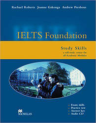 IELTS Foundation Study Skills for Academic Modules with key and Audio CD