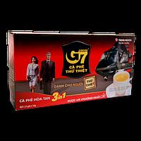 Вьетнамский кофе 3 в 1 G7 coffee  №21