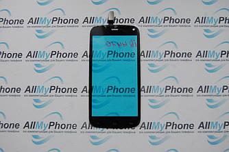 Сенсорный экран для мобильного телефона Fly IQ4410 Black