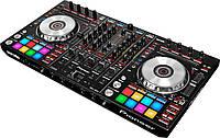 4-канальный контроллер для Serato DJ Pro Pioneer DDJ-SX2, фото 1