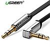 Ugreen 3.5мм аудио AUX-кабель