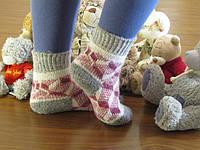 Носочки детские зима