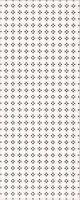 Плитка  Opoczno Black&White Паттерн A 20x50