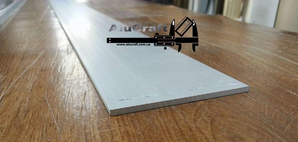 Шина алюминиевая 50х2 с анодным покрытием