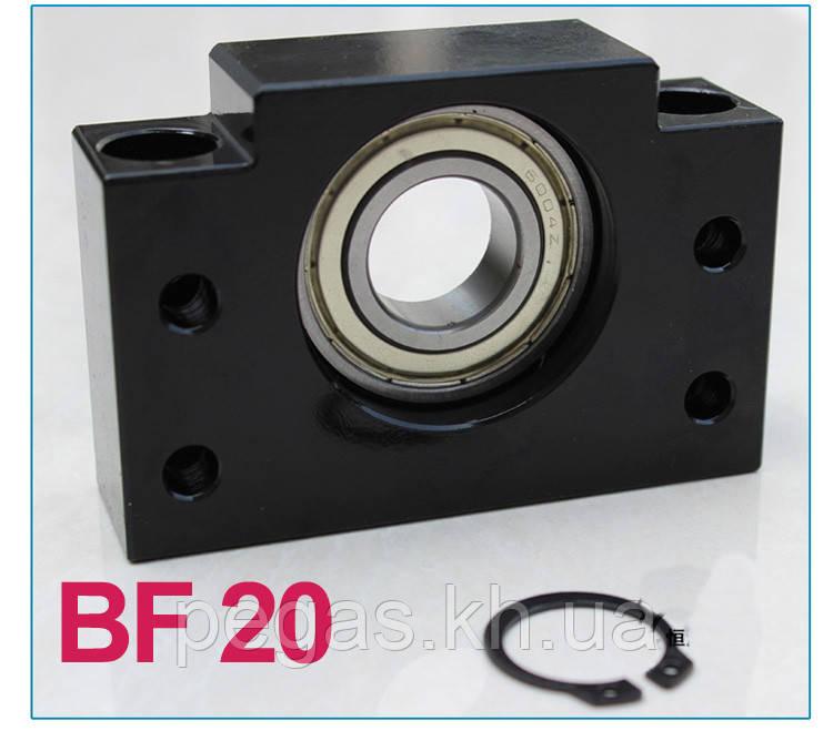 Концевая опора BF20, опора ходового винта BF20