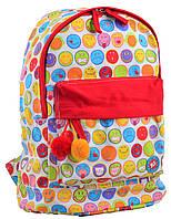 Рюкзак молодежный ST-33 Smile, 35*29*12  555447