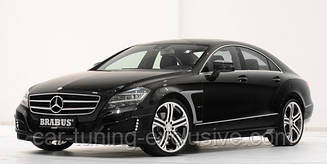 BRABUS Body kit for Mercedes CLS-class C218