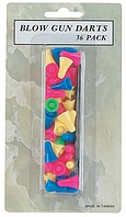 Стрелы для духовой трубки 100AS-36 MHR /71-2