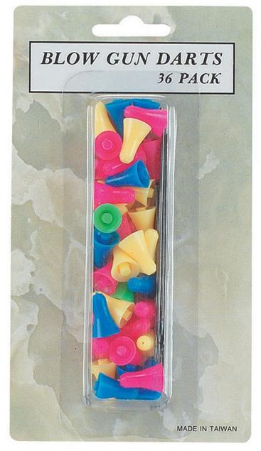 Стрелы для духовой трубки 100AS-36 MHR /71-2 - Promparfum — парфюмерия, косметика, ногтевой сервис в Харькове