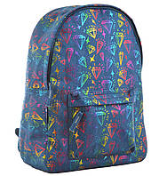 Рюкзак молодежный ST-18 Jeans Diamond, 41*30*13.5  555415