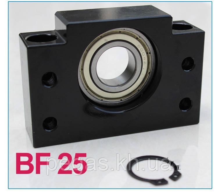 Концевая опора BF25, опора ходового винта BF25