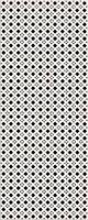 Плитка Opoczno Black&White Паттерн D  20x50