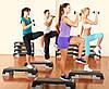 Степ-платформа для фитнеса, йоги и аэробики «Hop-Sport» 3 уровня, фото 3