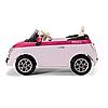 Детский электромобиль Fiat 500 (с пультом) Цвет Pink Peg-Perego IGED1162, фото 3