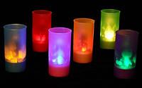 Электронная свеча Задуй меня