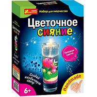 """3068-01 Гелиевые свечи """"Цветочное сияние"""""""