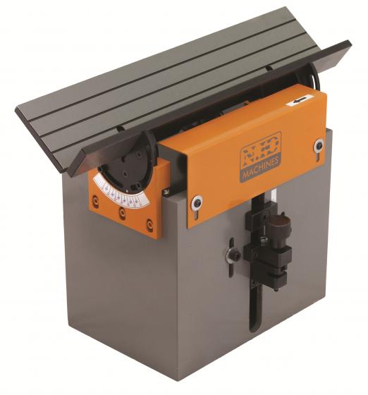 Ручной станок для снятия фаски с  небольших заготовок NKO B3(максимальное снятие фаски 5 мм)