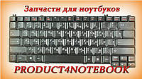 Клавиатура для ноутбука LENOVO (C460, C510, G430, G450, G530, U330, Y430, Y530, Y730) rus, black