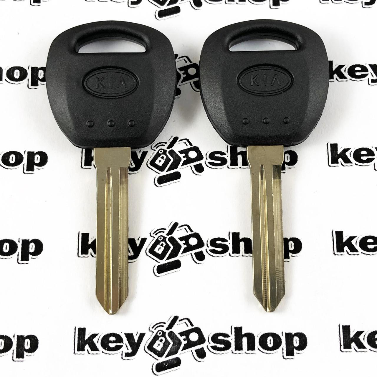 Корпус авто ключа под чип для KIA (КИА) левый без упора