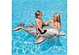 Надувной плотик Дельфин 175x66. Intex 58535 , фото 2