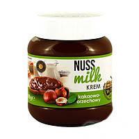 Шоколадная паста Nuss Milk Krem со вкусом фундука 400 гр Польша