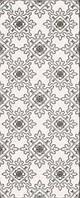 Плитка Opoczno Black&White Паттерн E  20x50