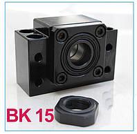 Концевая опора BK15, опора ходового винта BK15, фото 1