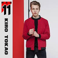 11 Kiro Tokao | Японская ветровка весенне-осенняя мужская 3828 красная, фото 1
