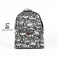 Рюкзак Umaga RaD Mishka, чёрный, фото 1