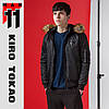 11 Kiro Tokao | Мужской бомбер весна-осень 9991 черный