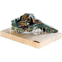 Скульптура Anglada «Мой лучший друг» 25х19х15 см.