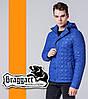 Braggart   Мужская весенне-осенняя куртка 1386 электрик