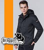 Braggart | Мужская куртка демисезон 1462 графит, фото 1
