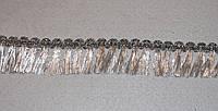 Тасьма декоративна люрекс срібло 6148, фото 1