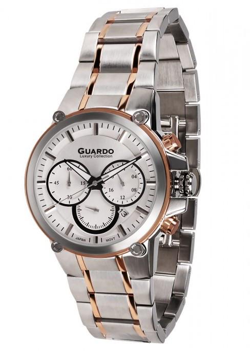 Мужские наручные часы Guardo S01577(m) RgsW