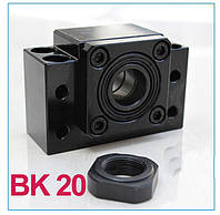 Концевая опора BK20, опора ходового винта BK20, фото 1