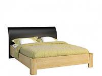 Кровать 180 с изогнутым изголовьем MEBIN ROSSANO