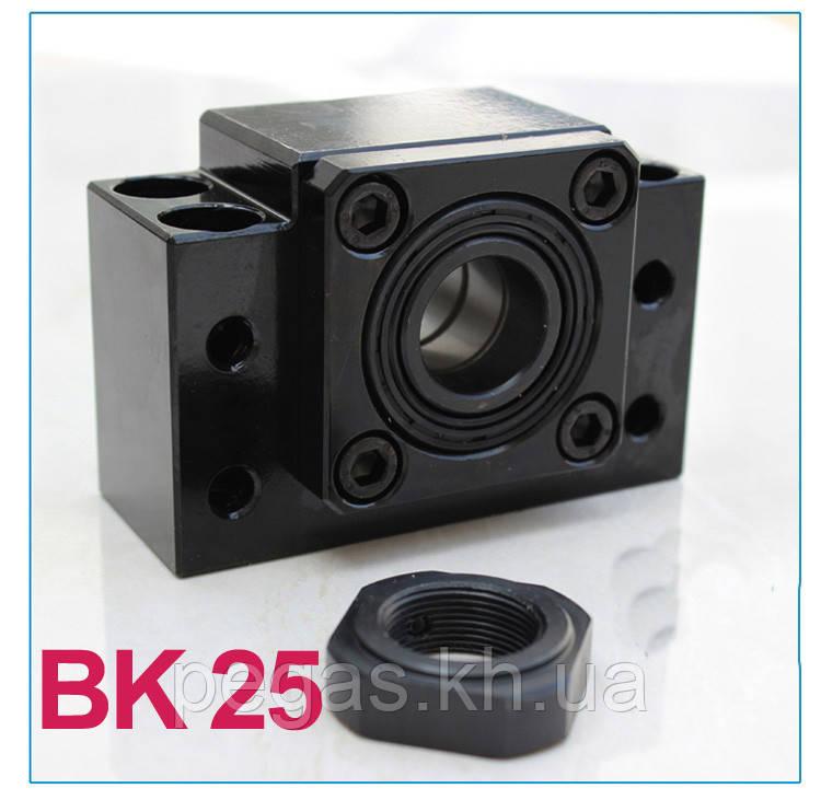 Концевая опора BK25, опора ходового винта BK25