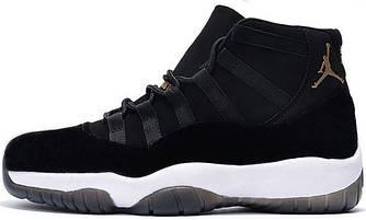 """Мужские баскетбольные кроссовки Air Jordan 11 """"Heiress"""" Black"""