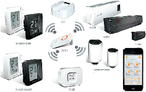 Система Salus IT600RF Smart Home