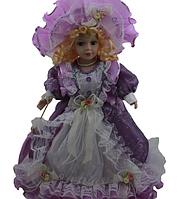 Фарфоровая кукла 08557 30 см