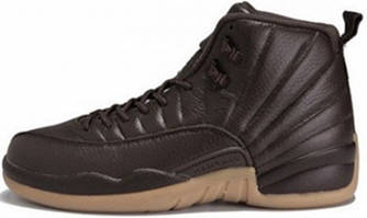 Мужские баскетбольные кроссовки Air Jordan 12 Chocolate