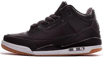 """Мужские баскетбольные кроссовки Air Jordan 3 """"Brown Gum"""""""