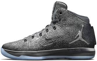 Мужские баскетбольные кроссовки Air Jordan 31 Battle Grey