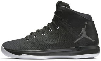 Мужские баскетбольные кроссовки Air Jordan 31 Black Cat