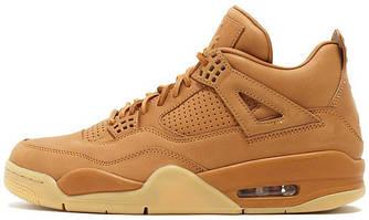 Мужские баскетбольные кроссовки Air Jordan 4 Premium Ginger