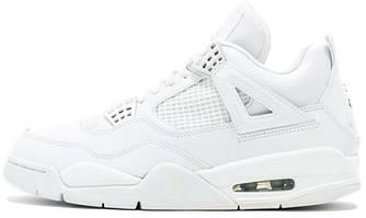 Мужские баскетбольные кроссовки Air Jordan 4 Pure Money