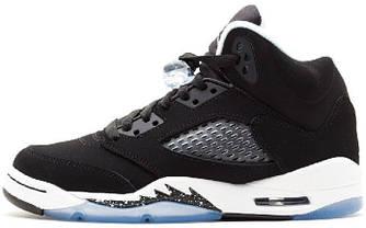 Мужские баскетбольные кроссовки Air Jordan 5 Oreo